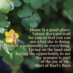 #GoodPlace #Home #Seasonality #JoyOfLife