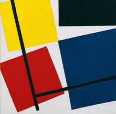 Theo van Doesburg comes to Tate Modern