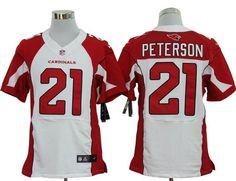 Jerseys NFL Online - Arizona Cardinals #29 Chris Clemons White Road NFL Nike Elite ...