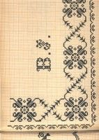 This Pin was discovered by محم Cross Stitch Pillow, Cross Stitch Borders, Cross Stitch Flowers, Cross Stitch Designs, Cross Stitch Patterns, Embroidery Patterns Free, Cross Stitch Embroidery, Hand Embroidery, Embroidery Designs
