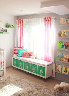 19 IKEA Hacks for the Nursery via Brit + Co