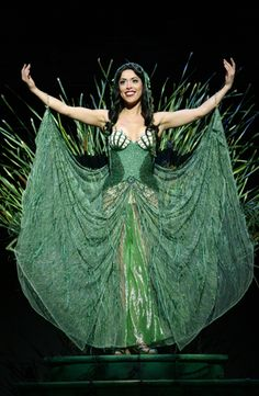 The Lady of the Lake in Spamalot, dream role!