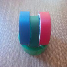 So sánh băng keo simili và băng keo màu Glue Tape