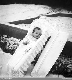 Memento Mori male infant. Sweden, 1930.