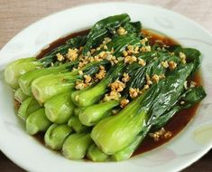 Bok Choy in Oyster Sauce Recipe (With Garlic) - Recipe Ni Juan Garlic Recipes, Stir Fry Recipes, Sauce Recipes, Asian Recipes, Veggie Recipes, Healthy Recipes, Bok Choy Sauté, Stir Fry Oyster Sauce, Bock Choy Recipes