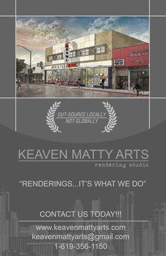 Last years email flyer design from Keaven Matty Arts Rendering Studio. www.keavenmattyarts.com Flyer Design, Studio, Architecture, Illustration, Art, Arquitetura, Art Background, Kunst, Studios