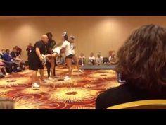 James Speed stunt clinic - YouTube