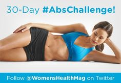 This is a good one: 30-Day Abs Challenge | Starting this feb 1 2013!!