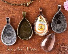 /listing/185451552/10-sets-new-textured-charm-pendant