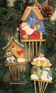 #ep117  Chilly Chimes (Downloadable e-pattern)