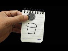 Paper Magic Tricks, Magic Tricks Tutorial, Easy Magic Tricks, Magic Tricks Illusions, Cool Card Tricks, Diy Slingshot, Learn Magic, Garage Tool Storage, Close Up Magic
