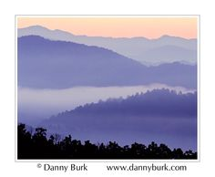 Layers of color. Foothills Pkwy GSMNP @Dannyburk