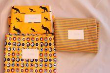 """Jersey-Reste-Paket """"gelb"""" insg. 2  Meter Jerseys von  Swafing, Polytex... (62)"""