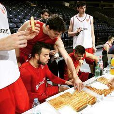 Cedi osman ve milli basketbol takımımız♡