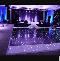 Starlit dance floor   https://www.leddancefloor.info