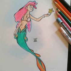 Mermaid by italosilvb