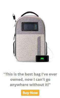 Charging BackPacks: New Portal on All Things Gadget Backpack: Charging BackPacks is a new website that offers detailed info on the new kind…