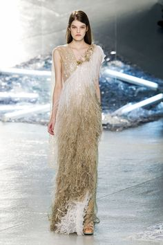 OH WAIT!! I'VE GOTTA HAVE THIS! SO COOL!! The Best Looks From New York Fashion Week: Spring 2015