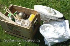 fool fashion: zwischen Panik und Euphorie Zero Waste, The Fool, Barware, Canning, Green, Fashion, Moda, Fashion Styles, Home Canning