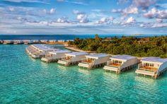 Sophistication of Elegance and Luxury: Amilla Fushi, Maldives #paradise #vacation #holiday