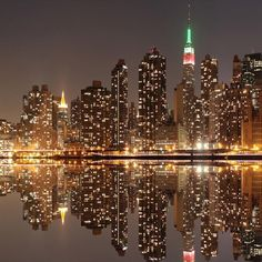 Wallpaper - High Quality 3D Wallpaper City Night View - 1 Square Meter