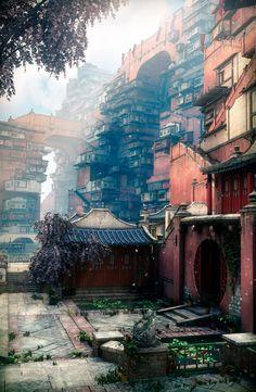 concept asian housing