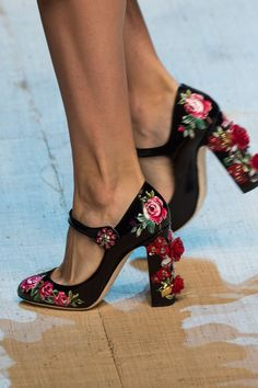 Best Shoes of Spring 2017 - Dolce & Gabbana