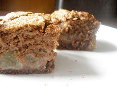 Sketch-Free Eating: Quinoa Apple-Cinnamon Breakfast Cake (Vegan, GF)