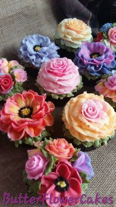 Cupcakes Decoration Ideas Flowers Beautiful Ideas For 2019 Floral Cupcakes, Pretty Cupcakes, Beautiful Cupcakes, Gorgeous Cakes, Easter Cupcakes, Christmas Cupcakes, Mothers Day Cupcakes, Spring Cupcakes, Floral Cake