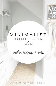 This year I was blessed by being able to downsize our home. When Ryan suddenly got a job offer in Nashville, I honestly felt like my world was falling apart. This would be our move in 5 years. Minimalist Kids, Becoming Minimalist, Minimalist Home Decor, Minimalist Lifestyle, Minimalist Interior, Minimalist Bedroom, Minimalist Design, Minimalist House, Minimalist Quotes