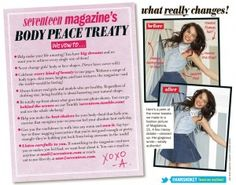 Seventeen Magazine Vows Change, Is It Enough?
