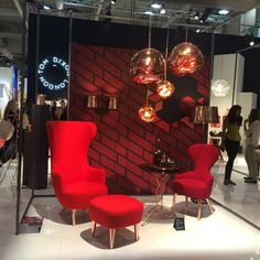 Tom Dixon | @Delightfull | Maison Objet 2015, visit us at Covet Studio Hall 8 stand F83/G84 you can find luxury furniture, contemporary furniture, interior design ideas and much more. Visit our website for more updates www.bocadolobo.co...