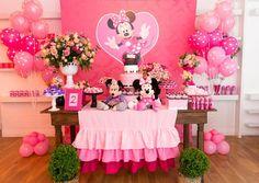 Minnie Rosa por Atelier Personnalise – Inspire sua Festa – Bem vindo ao Blog