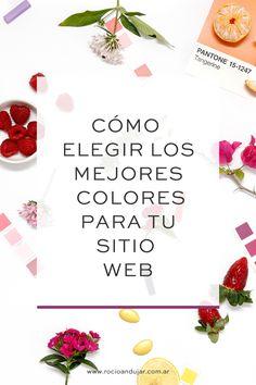 Si estás planificando o pensando en renovar tu sitio web, aquí podés saber cómo elegir los mejores colores. Ingresá al sitio para leer el artículo completo