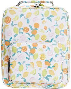 Mochila para mujer Parfois estampada con frutas 2021 Diaper Bag, Shower, Prints, Bags, Pantanal, Small Backpack, Women, Rain Shower Heads, Handbags