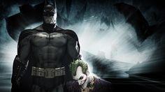 Batman and The Joker HD Wallpaper in Full HD from the Comics category. Tags: batman, the joker