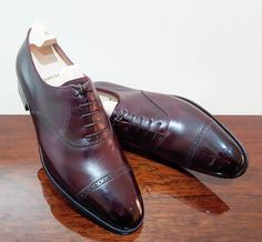 Ascot Shoes — This pair of Lobbs Phillips II was originally...