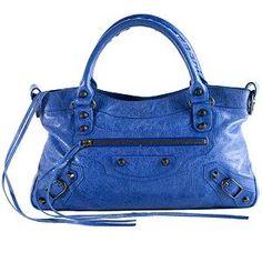 Balenciaga Arena 'First' Satchel Handbag