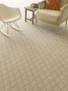 Karastan Reinvention Walltowall carpet or can be bound in a