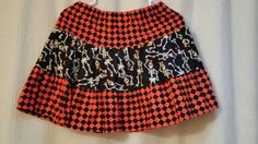 Check out this item in my Etsy shop https://www.etsy.com/listing/249548746/halloween-layered-twirl-skirt