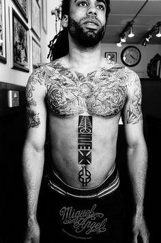 Adinkra Symbols tattoo