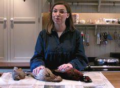 How to prepare a pheasant #game #recipes