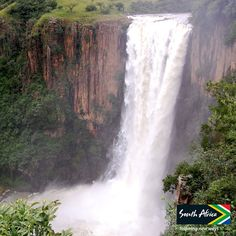 TraveltoSA (@TraveltoSA1) on Twitter Howick Falls – This stunning 95 metre waterfall is set in the Kwa-Zulu Natal Midlands, near the town of Howick Zulu, Africa Travel, Travel Around, Niagara Falls, Waterfall, African, Twitter, Day, Outdoor