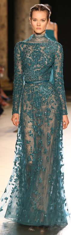 Elie Saab Haute Couture Fall/Winter 2012-13 Collection