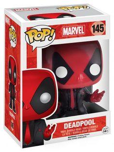 Deadpool in Suit 145 - Funko Pop! van Deadpool
