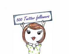 500 Hand-Picked Twitter Followers AND Twitter Guide - Promo Pack to Kickstart your Twitter Account - INCLUDES Unfollowers App