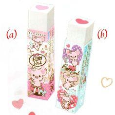 San-X Piggy Girl Scented Eraser