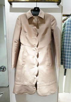 The sweetest Valentino trench. 212 872 8948 #BGSale