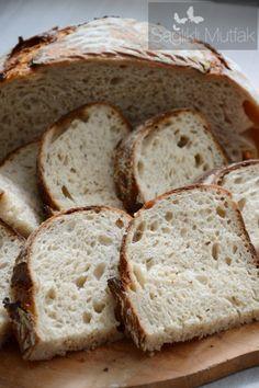 Sour Sourdough Bread with Milk - Healthy Kitchen - Bread Recipes Sourdough Bread Healthy, Yeast Bread, Bread Baking, Best Bread Recipe, Bread Recipes, Irish Recipes, Apple Recipes, Italian Chicken Dishes, Cinnamon Banana Bread
