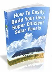 DIY your own Solar Panels, not expensive and Yes, you can do it yourself as well.